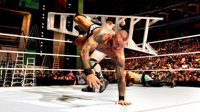 Stiger fungerer ikke slik, Randy! (WWE)