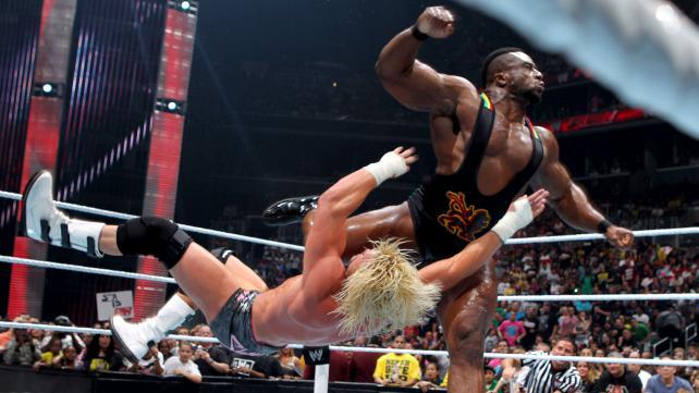 Vi visste det måtte ende slik...  (WWE)