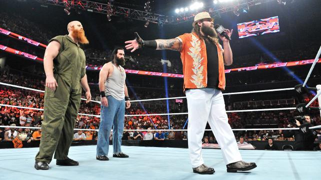 The Eater of Worlds - dette er ikke begynnelsen,  dette er slutten. (WWE)