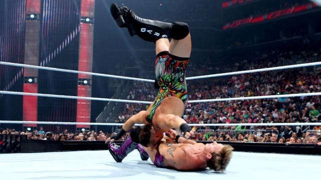 Wrestling i 2002 var... annerledes (WWE)