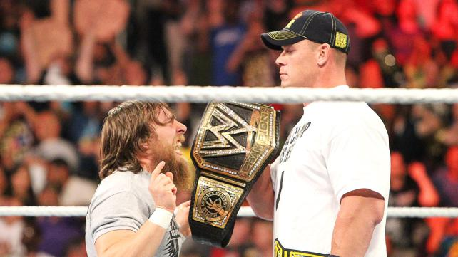 AmDrag vs SuperCena? OK! (WWE)