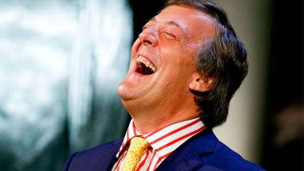 Hahahah! Oh Alan! (BBC)