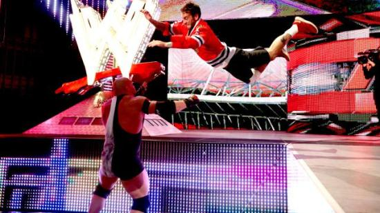 RAAAAAARGH!!!! (WWE)