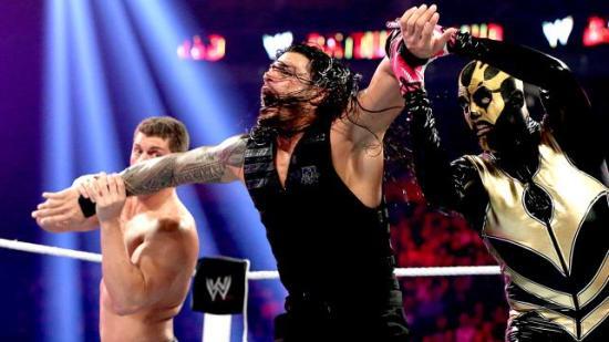 Blod er tykkere enn vann (WWE)