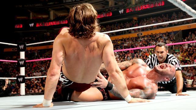 Battleground,  et nytt eksempel på WWEs kreativitet når de velger PPV-navn (WWE)