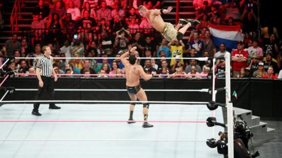 The Champ is...Airborne! (WWE)