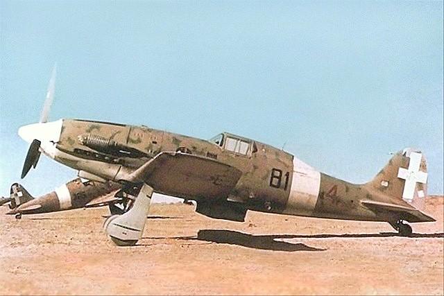 Macchi C.202 Folgore (Wikipedia)