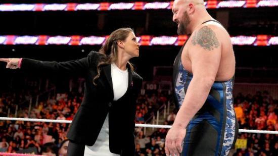 LOs sommerpatrulje hadde neppe akseptert denne oppsigelsen. (WWE)