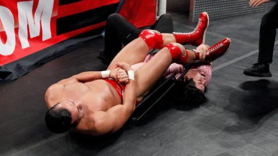 Takk for sist Ricardo! (WWE)