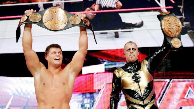 Rørleggerens sønnesønner! (WWE)