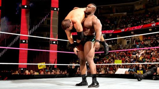 Faren din er neppe imponert Joe... (WWE)