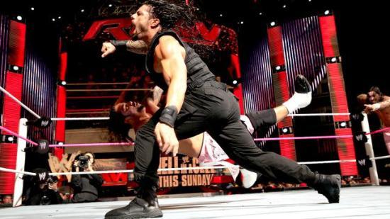 Roman Reigns supreme (WWE)