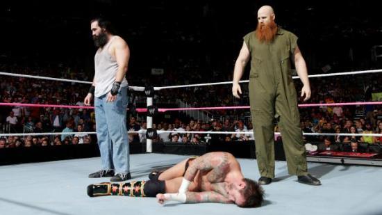 Han er klar for å møte søster Abigail nå, Bray (WWE)