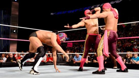 """Moooh?"" (WWE)"