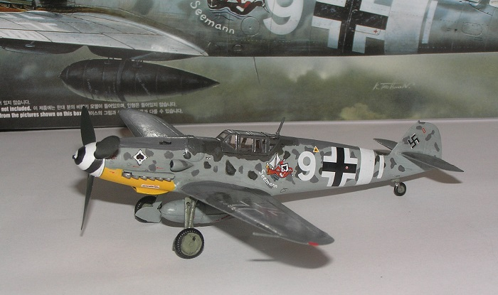 Academy Bf109G-6