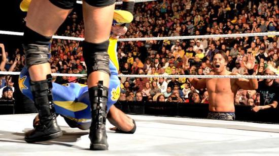 Surprise! (WWE)