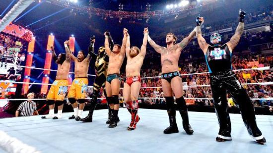 Om CM Punk og Rey Mysterio aldri teamer igjen er det for tidlig... (WWE)