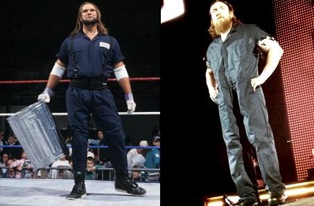 The Dumpster til.... venstre(?) (WWE)