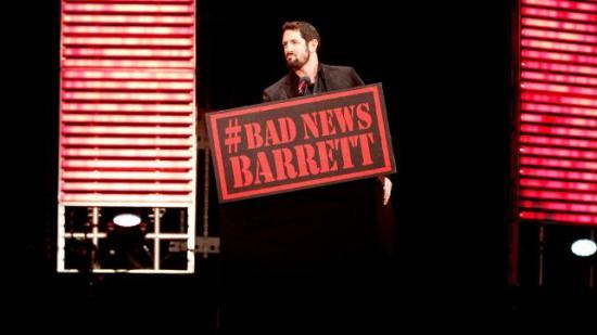 Wade,  får du det her til å funke, er du verdig et tittelbelte! (WWE)