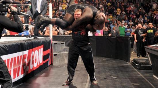 Med forutsigbart utfall (WWE)