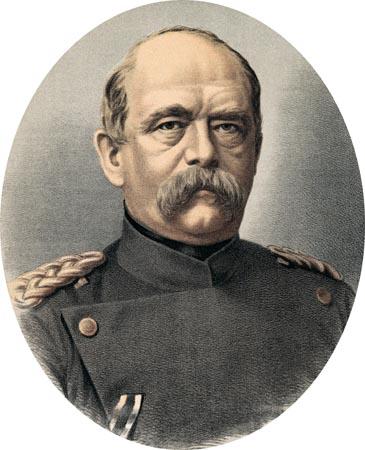 """Politikk er det muliges kunst."" ~Otto von Bismarck (Bilde:Encylopædia Britannica)"