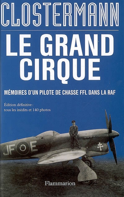 """Bokas orginaltittel """"Le Grand Cirque"""",  i engelsk oversettelse heter den """"The Big Show"""""""