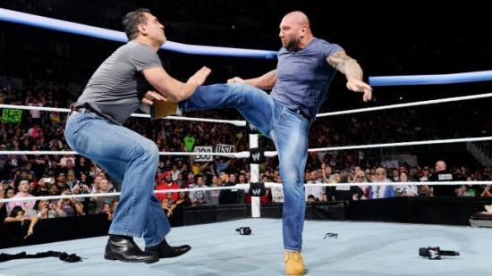 Jeansteateret presenterer: Dongri duger 2014 (WWE)