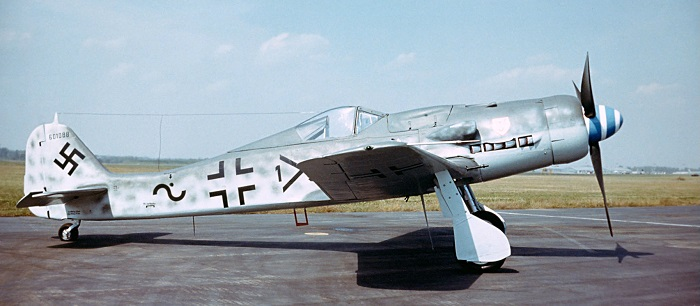 Focke-Wulf Fw 190D-9 at the National Museum of the United States Air Force. (Source: Wikipedia)