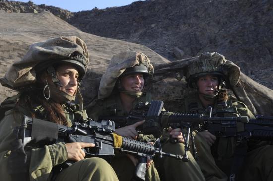 Soldater (Her fra IDF) (Bilde: Wikipedia)