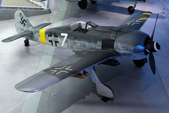 Smithsonian-FW_190_F