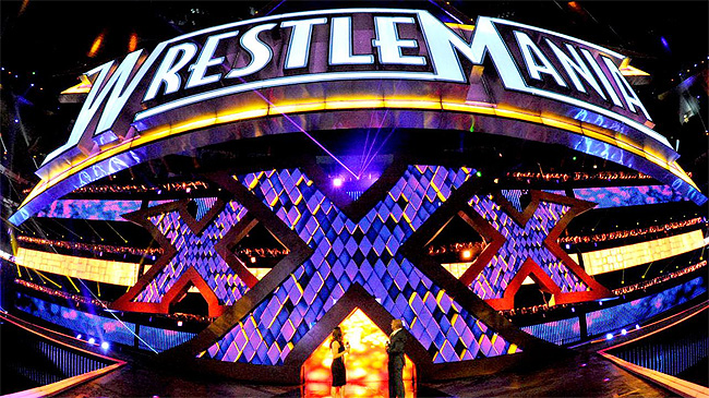 Wrestlemania, Let the good times roll!