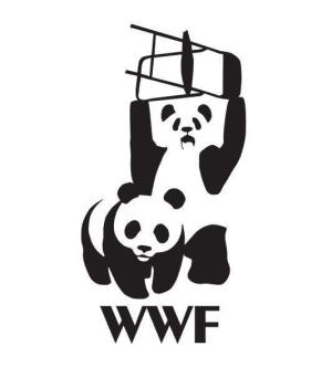 Stol på panda