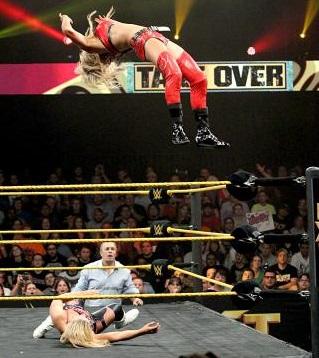 Hang time (WWE)