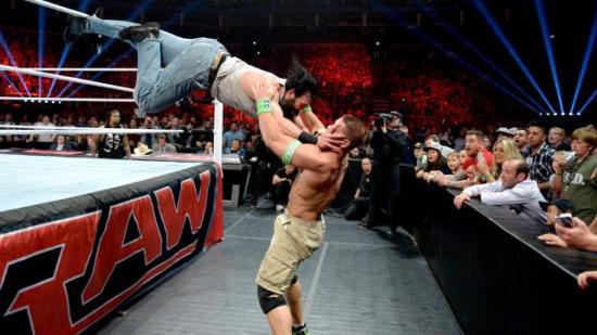 ...flygende hillbillyform (WWE)