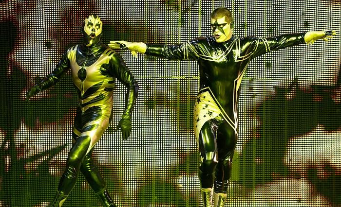 Superheltfilmene kommer tett i år! (WWE)