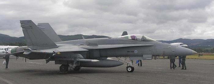 Finsk F-18
