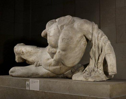 Parthenon-frisene