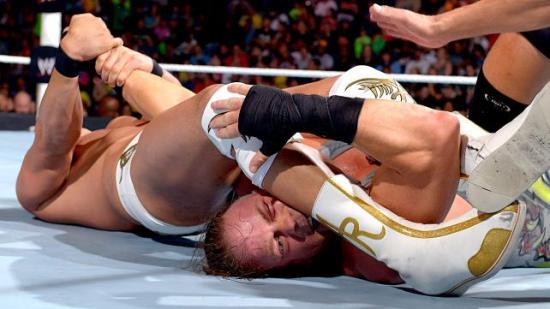 Vil du ikke, så skal du (WWE)