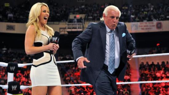 Sånn danser ikke folk i edru tilstand! (WWE)