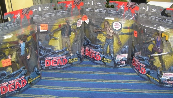 Walking Dead Comic Series 1 - McFarlane Toys.