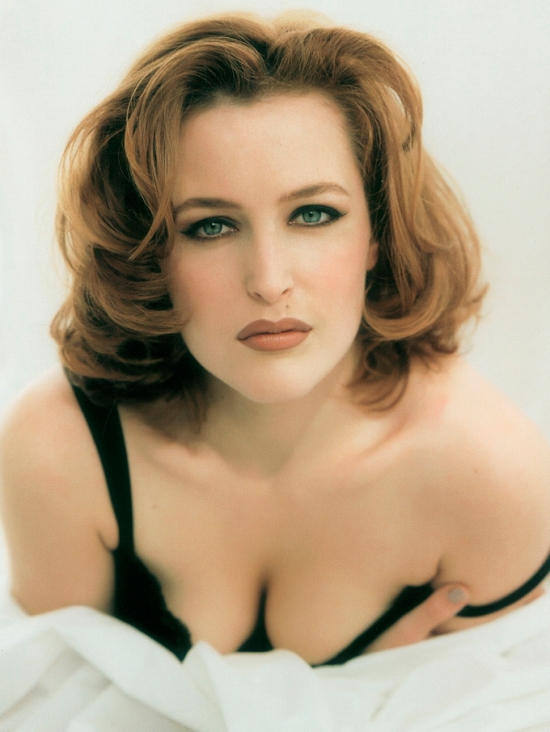 Gillian i FHM,  april 1996
