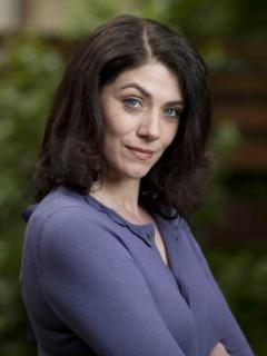 Om du lurer på hvordan Madam Vastra egentlig ser ut sans make-up: Neve McIntosh