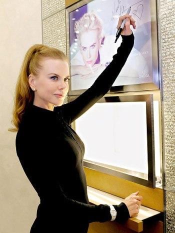 Nicole Kidman: Keivhendt