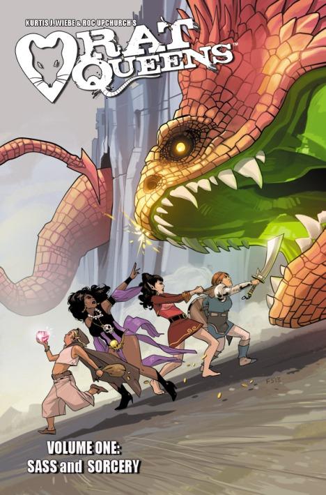 Rat Queens Vol. 1 (Image)
