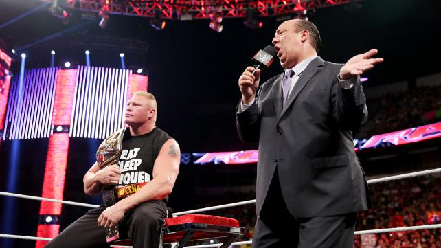 """I'm the One behind the One, who defeated the One who though he could take out the One who's the One in Twentyone-and-One"""" (WWE)"""