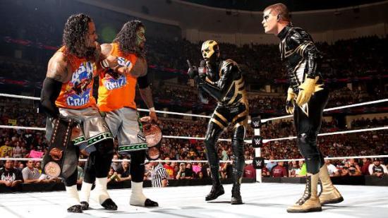 Yoooou haaaaave sooomething we NEED! (WWE)