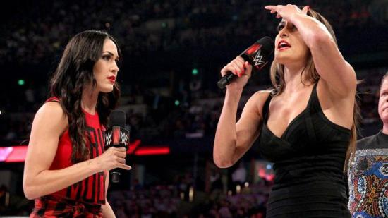 Overacting? Underacting?  You decide! (WWE)