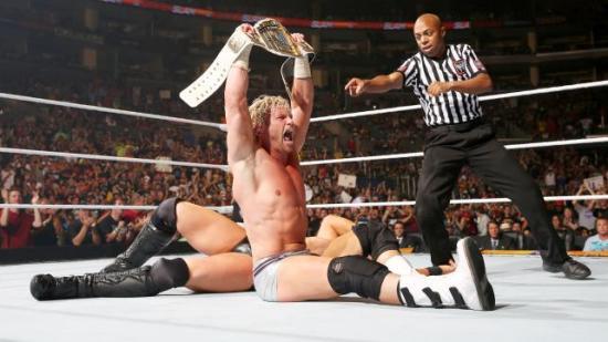 Velkommen tilbake Dolph (WWE)