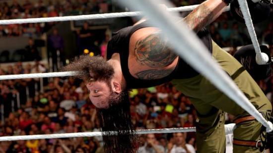 Jeg liker å få et nytt perspektiv på hverdagen, skjønner du? (WWE)