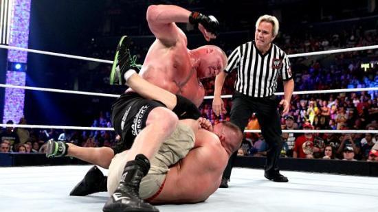 """BORK LAZER WILL BORK YOU SOOOO HARD!"" (WWE)"